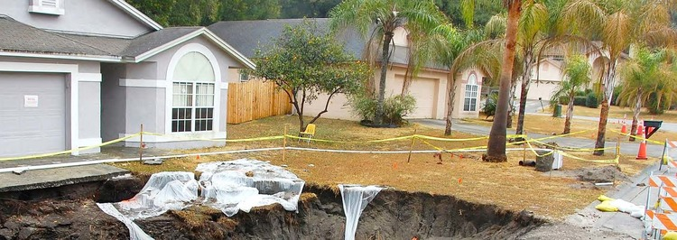 Sinkholes And Catastrophic Ground Cover Collapse Pontell